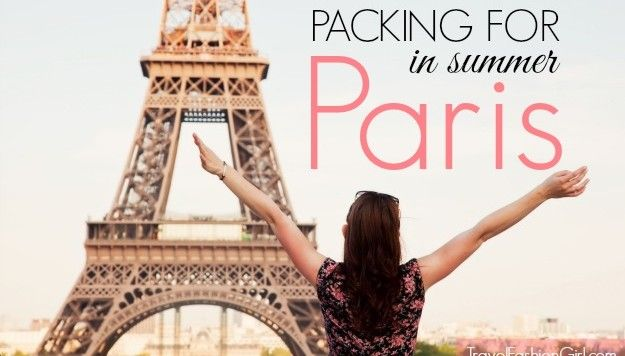 Wondering what to pack for Paris? 6 French fashion bloggers share their tips and style inspiration!