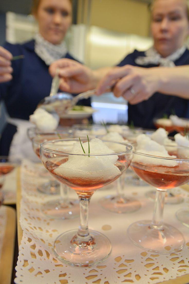 Alkudrinkki #linoksuonjuhlapalvelut #linkosuo #kuusenkerkkä