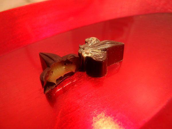fyldte chokolader, konfekt, chokoladekonfekt,
