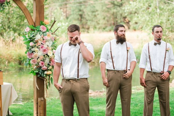 Rustic Country Wedding in Southern Washington