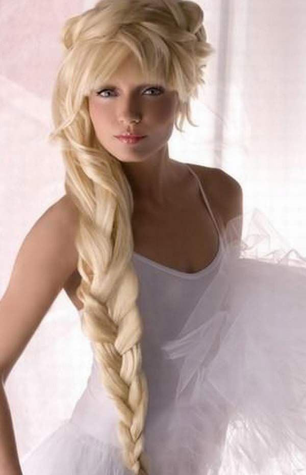 Wedding Hairstyles for Women 2013