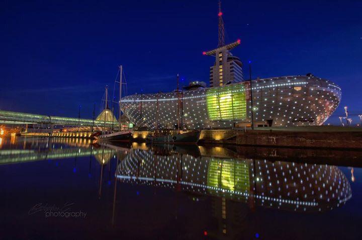 Klimahaus, Sail City Hotel, Bremerhaven, Germany