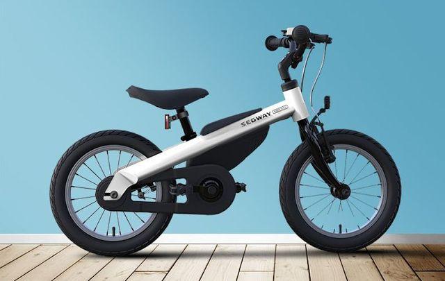 younkee.ru | лучший новостной сайт о гаджетах: Компания Segway выпустила детский велосипед Kids B...#segway #kidsbike #ninebot #forkids