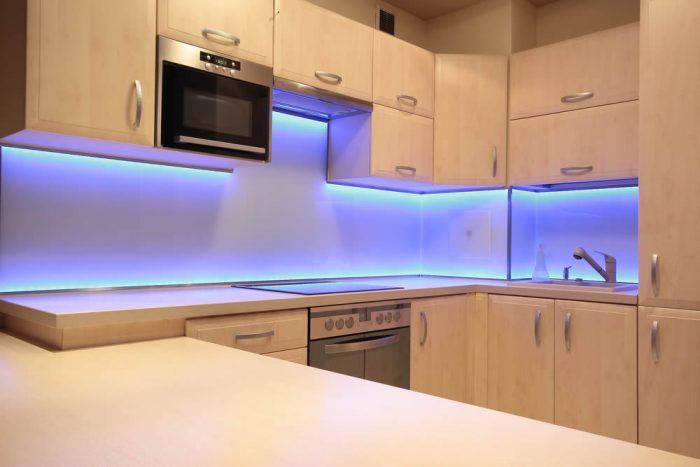 25 Best Kitchen Lighting Ideas 2018 Moonbeam Lighting Kitchen Led Lighting Best Kitchen Lighting Kitchen Lighting