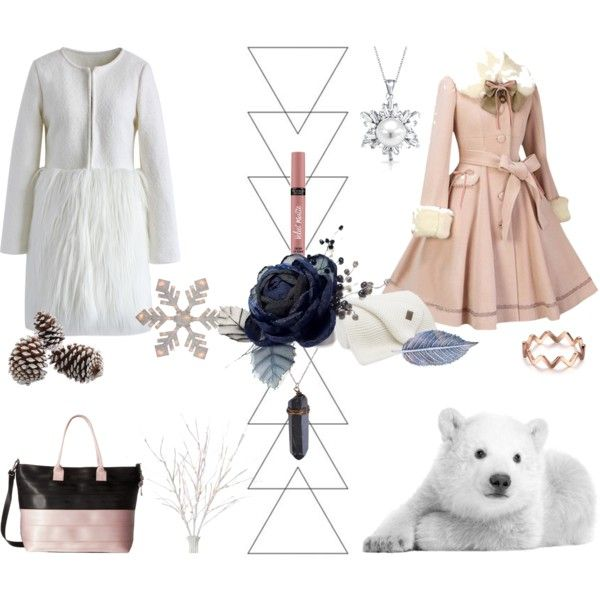 Winter Queen by inogitnadesigns on Polyvore featuring Chicwish, Harveys, Bling Jewelry and Victoria's Secret