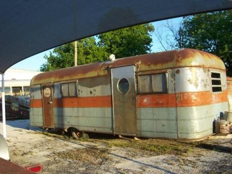 Old Travel Trailers for Sale | Vintage 1950 Rvs For Sale