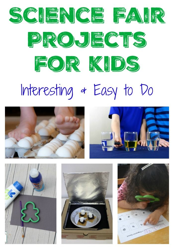 Preschool Science Experiments (Kindergarten and Early Elementary too!)
