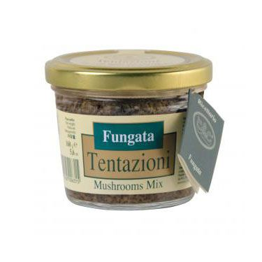 Fungata - Mushroom Mix 170 gr. @ https://houseofcaviarandfinefoods.com/truffles/fungata-mushroom-mix-170-gr-detail #truffle #italiantruffle #frenchtruffle #blacktruffle #whitetruffle #albatruffle