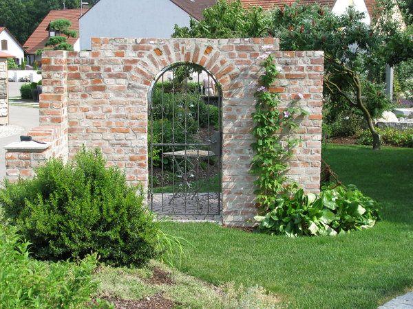 40 best Garten images on Pinterest Backyard patio, Small gardens