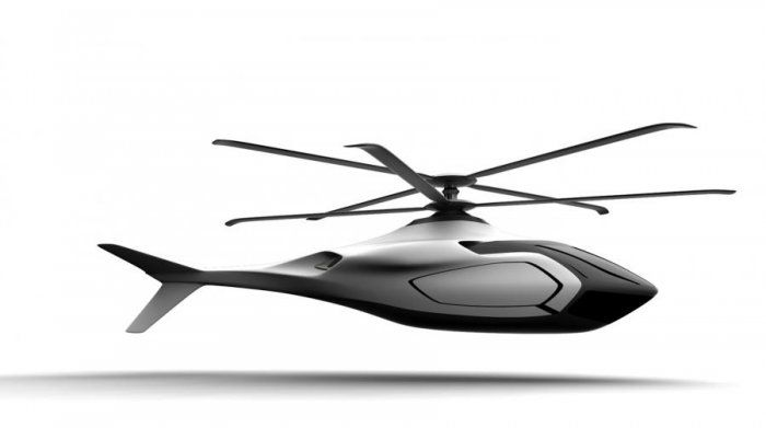 Zhinan Bryan' Liu – High Speed Helicopter