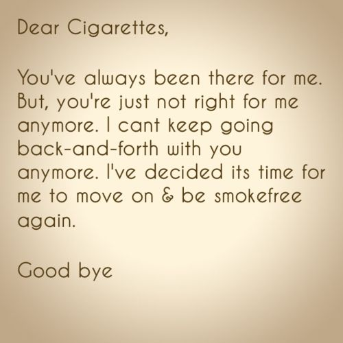 Anti Smoking Quotes: 67 Best Images About TIME TO QUIT On Pinterest
