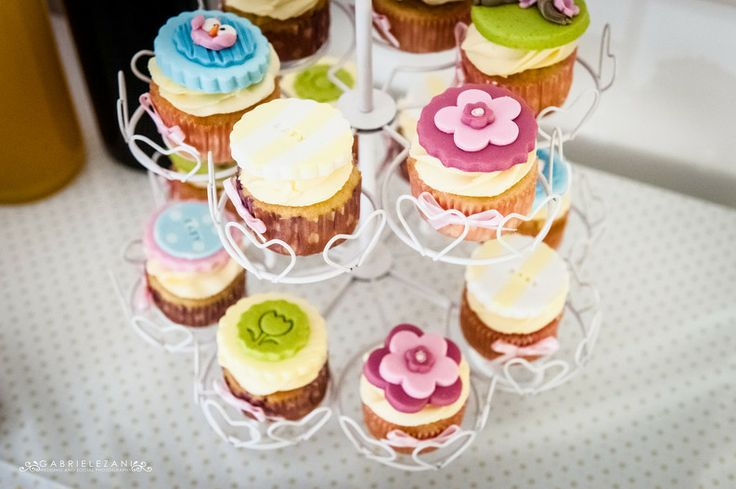 BABY SHOWER Cupcakes WWW.DOLCICHICCHEDIANTONELLA.COM