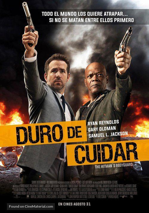 The Hitman S Bodyguard The Hitman S Bodyguard Duro De Cuidar 2017 Colombian Movie Poster Todo El Mundo Los Quiere Ver Peliculas Peliculas Gary Oldman