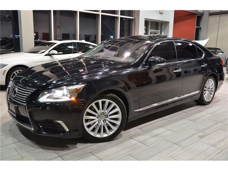 2013 Lexus LS 460 AWD With Only 81.126 km! Oakville