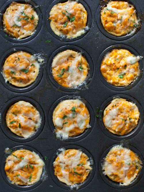 Could work....Tuna Cheddar Lunchbox Bites | 9 Recipes To Use All That Canned Tuna In Your Pantry