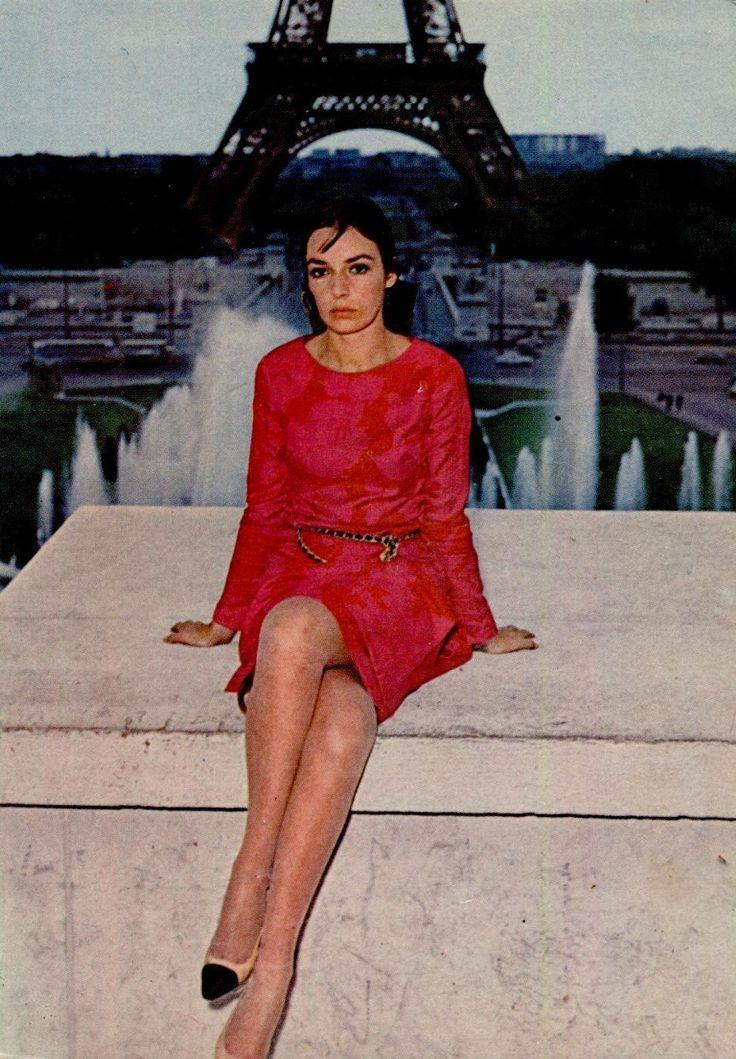 Marie Laforêt à Paris - '60s