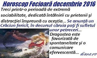 Horoscop decembrie 2016 Fecioară