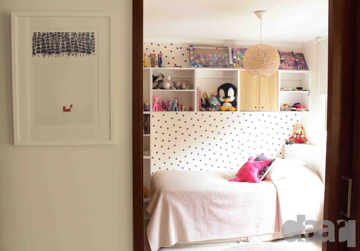 dormitorio infantil valle monasterio #interiorismo #diseño #decoracion #daarq #kidsbedroom #dormitorioinfantil