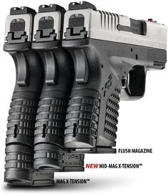 New Springfield XD-S Mid-Mag Magazine and the reason i Love my XD's Find our speedloader now! http://www.amazon.com/shops/raeind