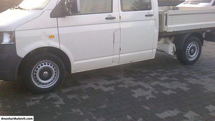 Proprietar, vand Volkswagen  T 5 CU LADA   (Second hand); Diesel; Euro 3 -   inmatriculata pe Germania - iulie 2004 - Reghin, Telefon 0746518045, Pret 4450 EUR