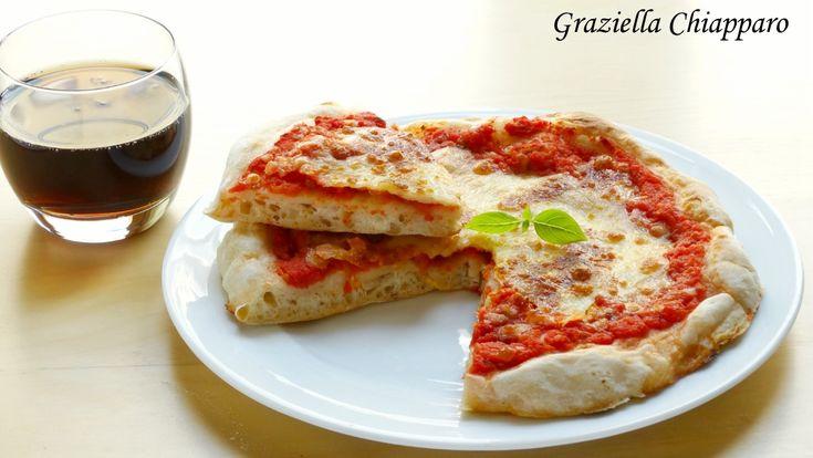 Pizza+cotta+in+padella+|+Ricetta