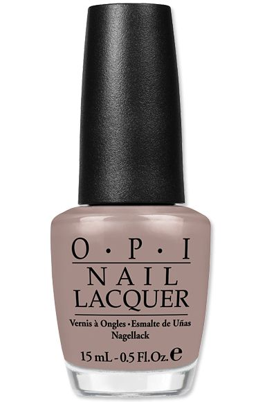 OPI's Germany-Inspired Fall Nail Colors!