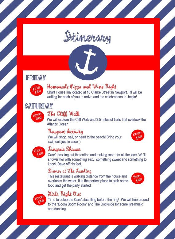 19 Best Images About Nautical Bachelorette Party On