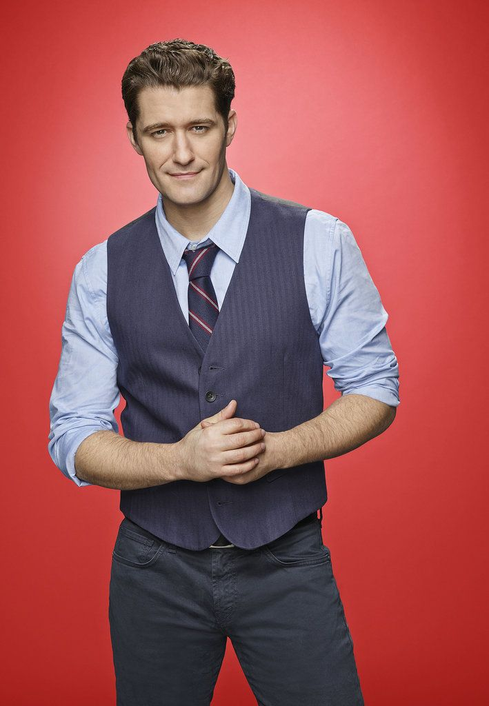 Matthew Morrison as Will Schuester