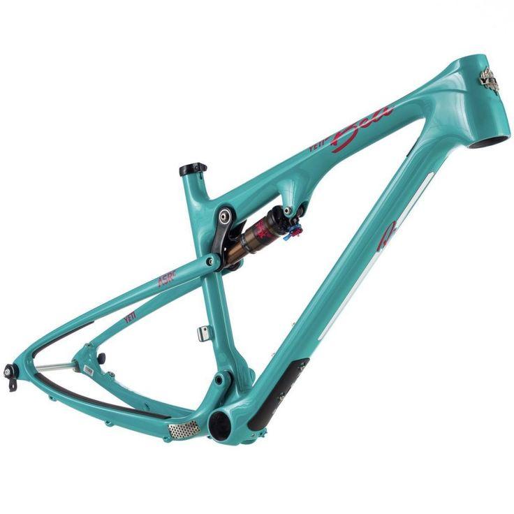 Yeti Cycles ASR Beti Mountain Bike Frame - 2016 Turquoise/Coral, L :https://athletic.city/bike/gear/yeti-cycles-asr-beti-mountain-bike-frame-2016-turquoisecoral-l/