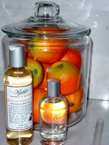 Kiehl's Aromatic Blends--so fragrant!!click thru for review!