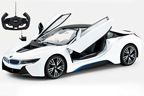 Special Offers - Radio Control Model Car 1/14 BMW i8 Authentic Body Styling w/Open Doors RC Vehicles (White) by Midea Tech - In stock & Free Shipping. You can save more money! Check It (May 22 2016 at 11:45AM) >> http://rccarusa.net/radio-control-model-car-114-bmw-i8-authentic-body-styling-wopen-doors-rc-vehicles-white-by-midea-tech/