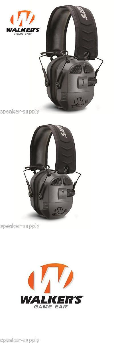Hearing Protection 73942: Walkers Game Ear Gwp-Xpmq-Bt Ultimate Quad Muff Bluetooth Electronic Hearing BUY IT NOW ONLY: $128.49