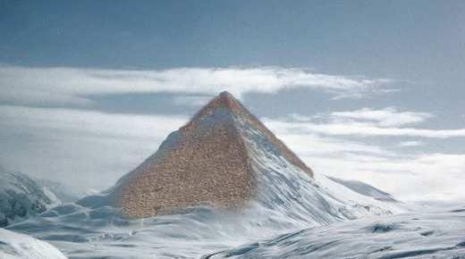 ♠ ♠  NOTICIAS INSOLITAS  ♠ ♠: Se están dejando ver, pirámides en el derretimient...