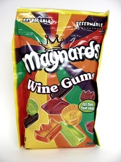 I love winegums and Maynards are the best. Can't eat the red or orange ones though.