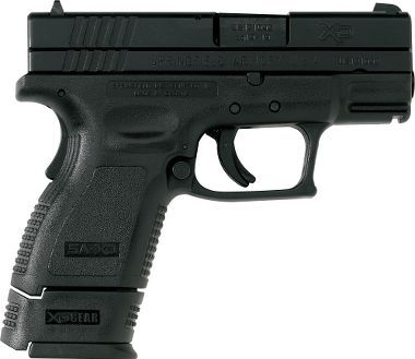 """Cabela's: Springfield XD 3"""" Sub-Compact- This is my gun & I love it. It is the perfect gun for me. It's great for home defense & on the range."""