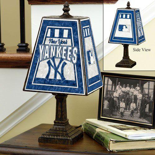 Table Lamps For Teen Boys : Best teen boys yankee room images on pinterest new
