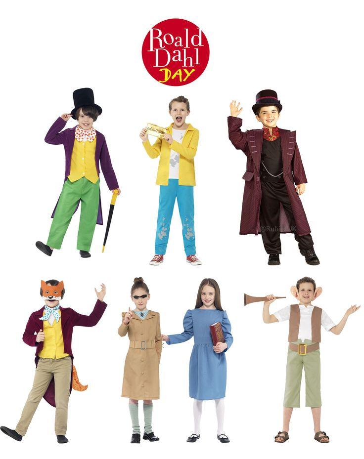 Roald Dahl Children's Dress-Up Range - Google Search