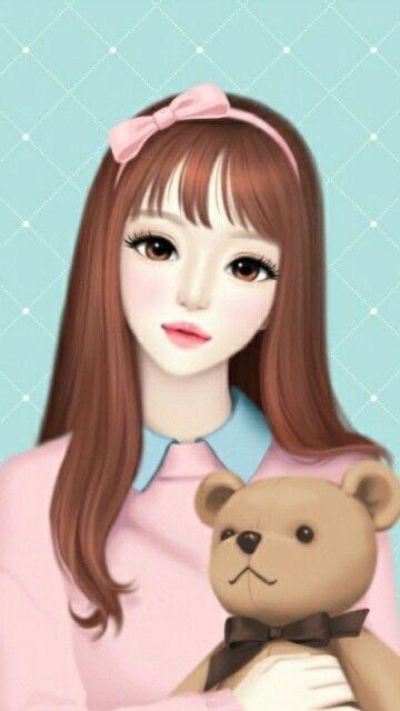 รูปภาพ Enakei, girl, and cute