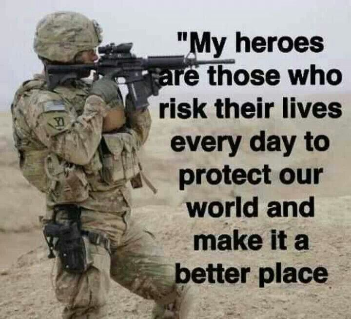 god bless our troops our heroes pinterest
