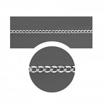 SREBRNY ŁAŃCUSZEK  PD 040_45 - Materiał: Srebro pr. 925    Długość: 45 cm    Zapięcie: karabińczyk    Kod produktu: PD 040_45  ...