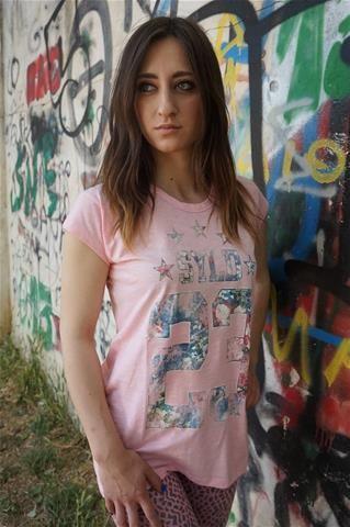 La Bella Donna - Γυναικεία Μπλούζα - Syld ροζ