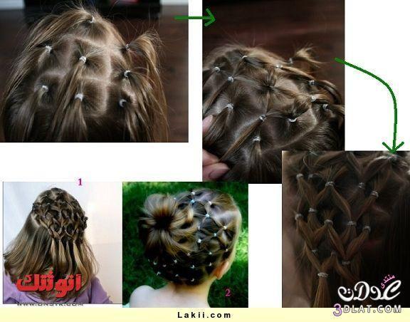 تسريحات اطفال للحفلات والاعياد 2019 تسريحات شعر بنات صغار للعيد 2019 Hair Styles Beauty Hair