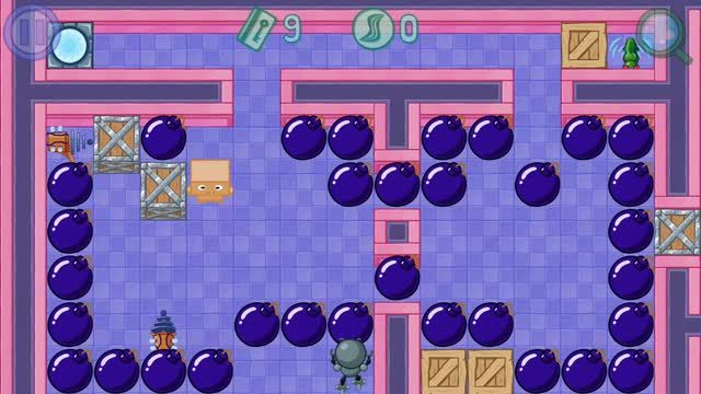 Box Kid Adventures is a top-down puzzle game, with action elements. You play as Box Kid - a toy made of carboard - going through various levels, full of nasty enemies and brain challenging puzzles.   http://boxkidadventures.com/   #screenshotsaturday #gamedev #indiedev #polishgamedev #puzzle #videogame