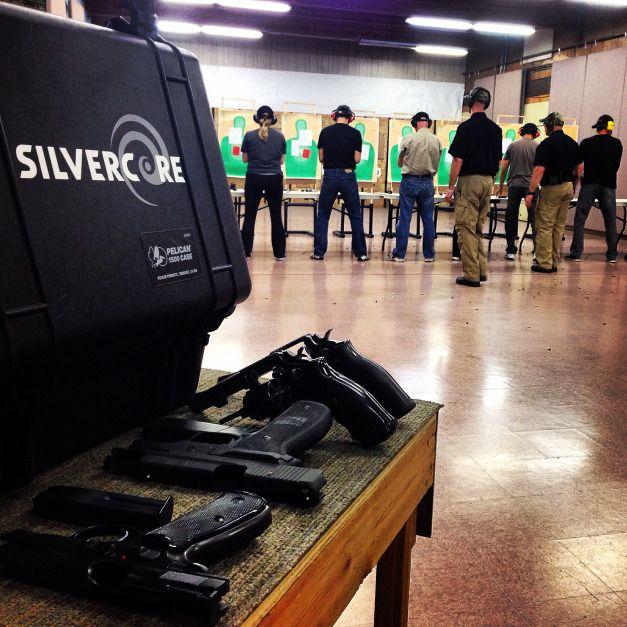Silvercore Handgun Level 1