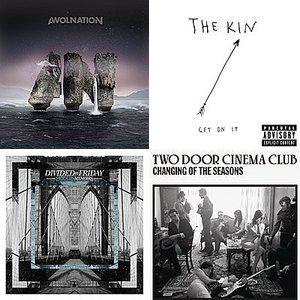 Today's Alternative Rock <3 this playlist