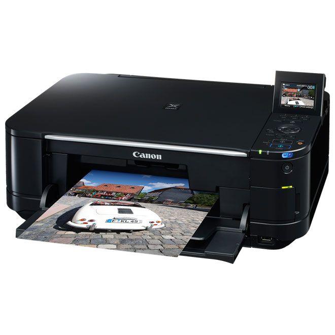 Pixma Sensible Home Aii In One Ikon Printers Providing Top Quality Ikon Printing Performance Beside Integral Wi Fi