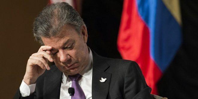SALE A LA LUZ  Pruebas confirman que la campaña de Santos fue financiada por las FARC, puede perder la presidencia