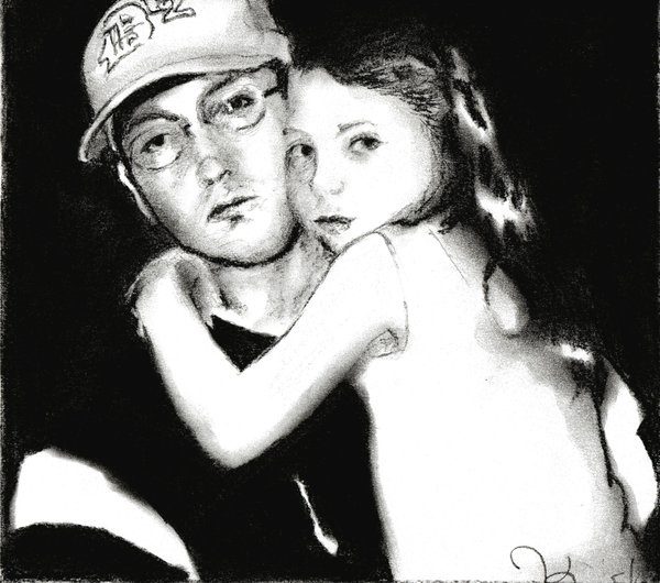 Eminem | how old is he and what is his daughters names