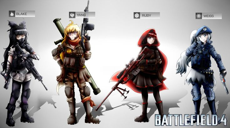 Battlefield 4: Fireteam JNPR by SSgt-LuLZ on deviantART