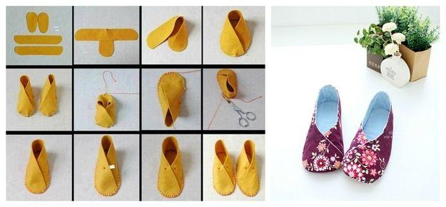 Kimono Zapatillas